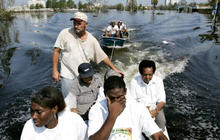 Rescued by The Cajun Navy: How citizens turned into saviors 10 years ago