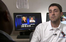 TV news editor's heartbreaking job after shooting