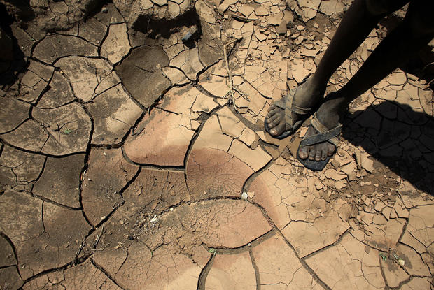climate change East Africa