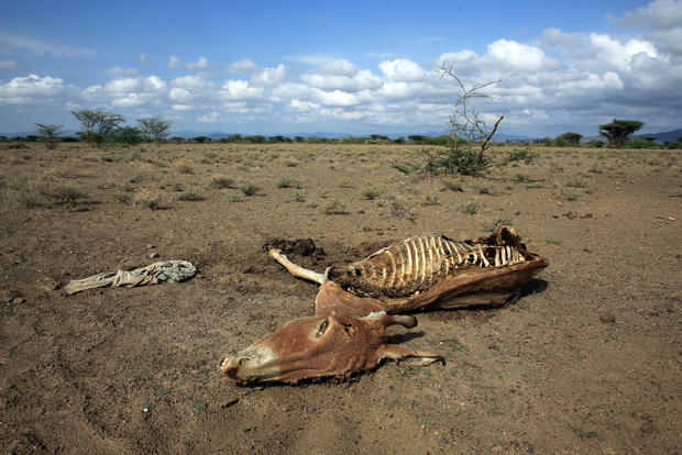 climate change drought Kenya