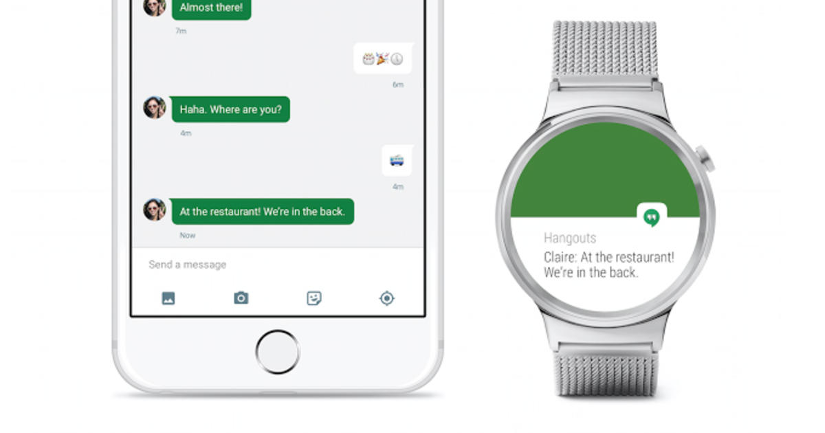 Android Wear smartwatches now work with iPhones