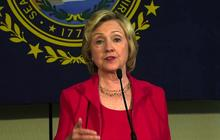 """Hillary Clinton: """"We obviously paid for"""" State Dept. staffer to work on email server"""