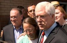 "Kim Davis' lawyer: ""She's not going to violate her conscience"""