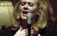 What will Adele's voice sound like at the Grammys?