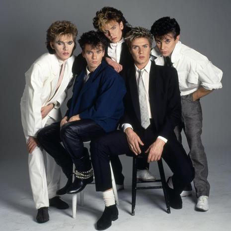 Portfolio: Duran Duran