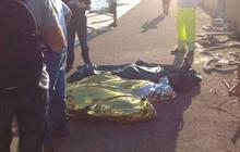 Hundreds still missing in migrant boat sinking