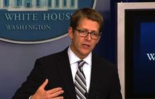 """W.H. """"will not accept"""" Obamacare delay in budget negotiations"""