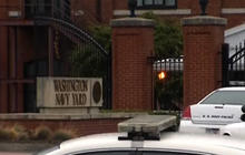 Gunman kills at least six people at DC navy yard