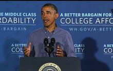 "Obama: College affordability ""a community effort"""