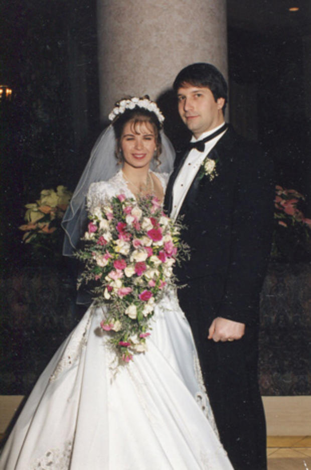 Vincent Viafore and his ex-wife, Suzanne