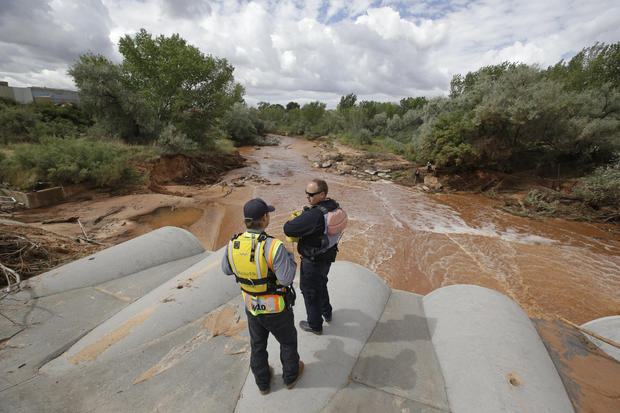 Deadly floods devastate Southwest