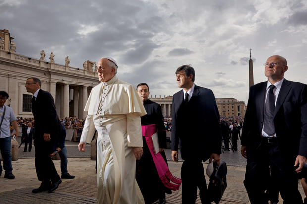 "National Geographic's ""Pope Francis and the New Vatican"""