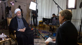 More of 60 Minutes' interview with Iran's president