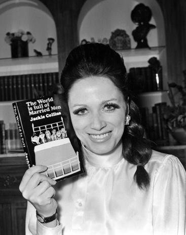 Jackie Collins:1937-2015