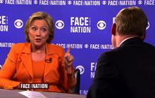 """Hillary Clinton: I am troubled by """"misleading, inaccurate"""" Planned Parenthood allegations"""