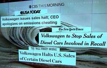 Volkswagen to halt U.S. sales of certain diesel models