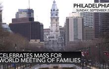 Pope Francis' Philadelphia itinerary highlights