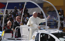 Pope Francis to begin historic U.S. visit