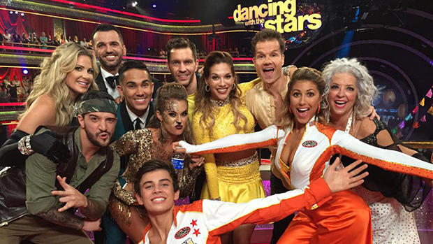 """Dancing with the Stars"" season 21"