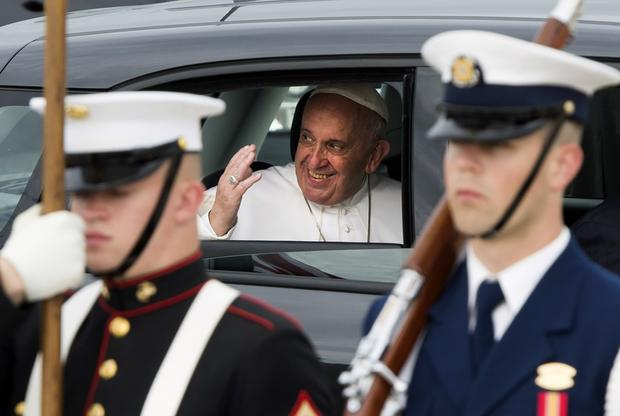 Pope Francis in America