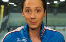 Johnny Weir's message to Russia