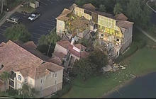 Fla. sinkhole witnesses share stories of chaos