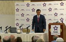 Ted Cruz mocks IRS before conservative group