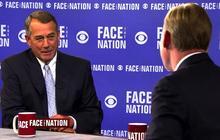 John Boehner: Yes, I do yoga