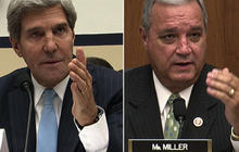 """GOP Rep. challenges Kerry on Syria: """"Whose side are we on?"""""""