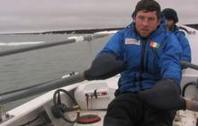Arctic rowers bring attention to climate change