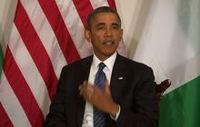"""Obama: Kenya mall attack a """"terrible outrage"""""""