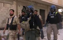 Damascus braces for U.S. strike