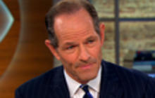 """Spitzer: """"There is forgiveness in the public"""""""