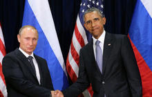 Obama and Putin clash over Syria in face-to-face meeting