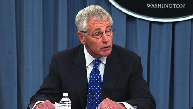 Hagel: Pentagon will exhaustively review Navy Yard shooting