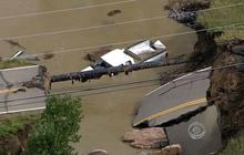 Colo. floods destroyed hundreds of miles of roads, bridges and railways