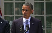 Obama announces plan to strike Syria