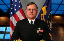 Navy vice admiral suspended amid gambling probe