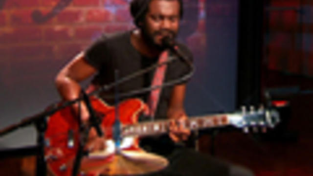 Second Cup Cafe:  Gary Clark Jr. performs