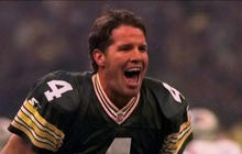 """Favre: Memory loss """"a little bit scary to me"""""""