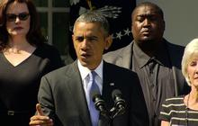 """Obama blasts tea party's """"ideological crusade"""" against healthcare"""