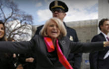 Edie Windsor, DOMA challenger, talks victory