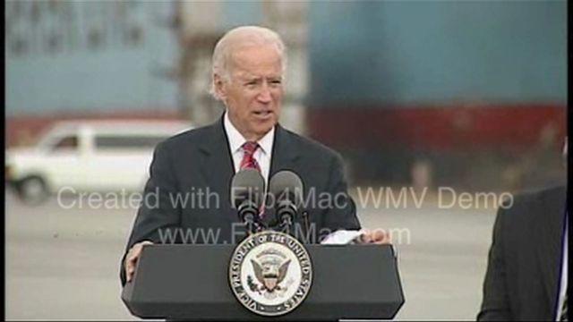 "Navy Yard shooting a ""God-awful reminder"" to stay vigilant, Biden says"