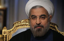 Iran president says country would never develop nuclear weapons