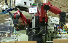 Bringing manufacturing back to the U.S. via the robot