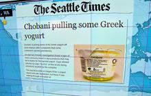 Headlines: Chobani recalling some yogurt over mold fears