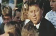 JFK exhibit highlights Kennedy's summer of 1963
