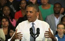 """Obama: Obamacare criticism """"just not based on facts"""""""