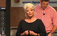 Paula Deen makes first public appearance since racism flap