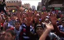 Deadly clashes at military celebrations in Egypt